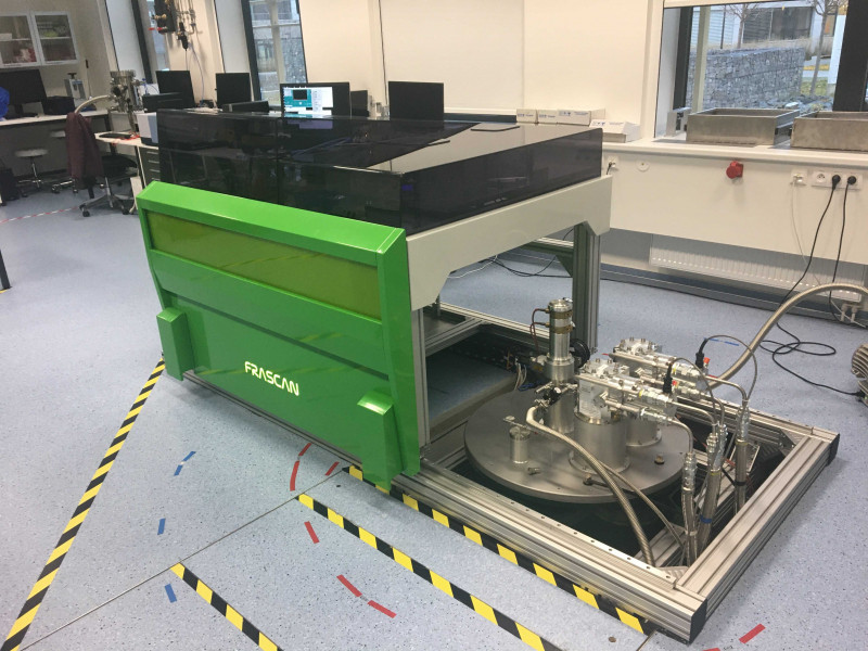 CEITEC's RapidScan HF-ESR bridge starts operation