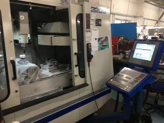 Macor ceramic machining for Dynamic Nuclear Polarization optics