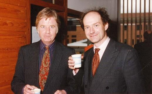 Jim Birch and Richard Wylde 1994